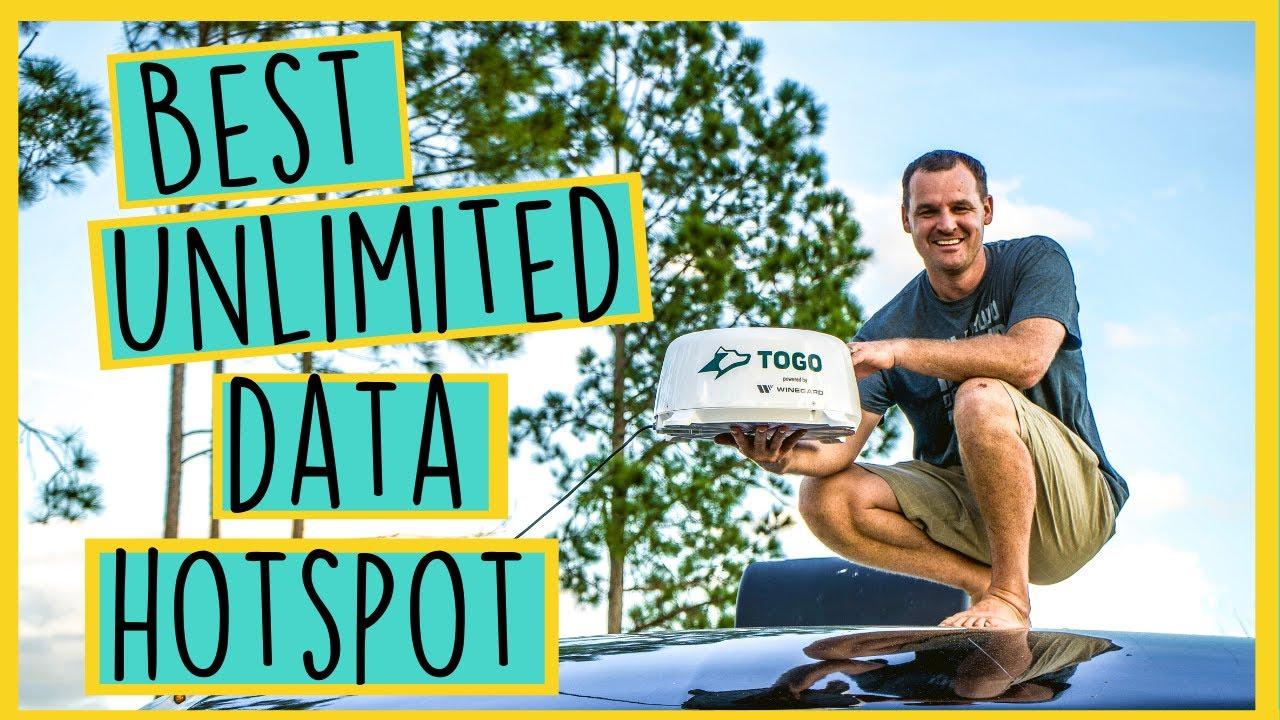 Download Unlimited Data LTE Hotspot | No throttling- Togo Roadlink C2 Review
