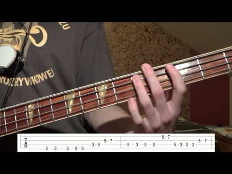 Breakbot - Baby I'm Yours (Bass tutorial)