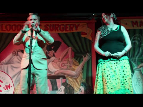The Sentimentalists on the Southern Sideshow Hootenanny  @ Cafe Istanbul