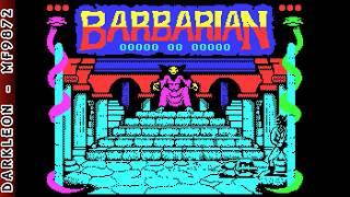 Sinclair Spectrum - Barbarian