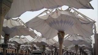 🇸🇦 Masjid-E-Nabwi Umbrella Opening