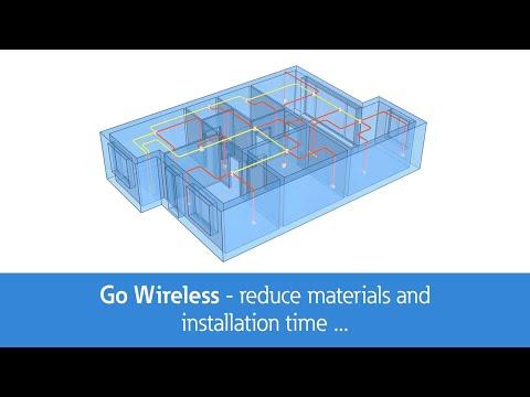 Eaton Go Wireless in new construction