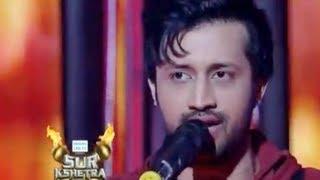 Atif Aslam Sings