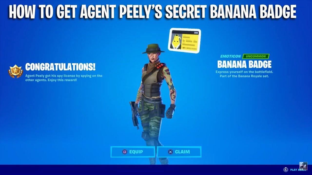 Secret Badge