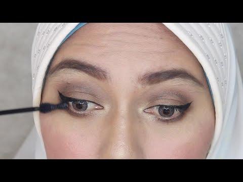 Cara Memakai Eyeliner KOMPLIT