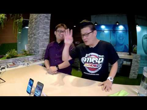 The Review Live #1 รีวิวสด Samsung Galaxy A series 2017