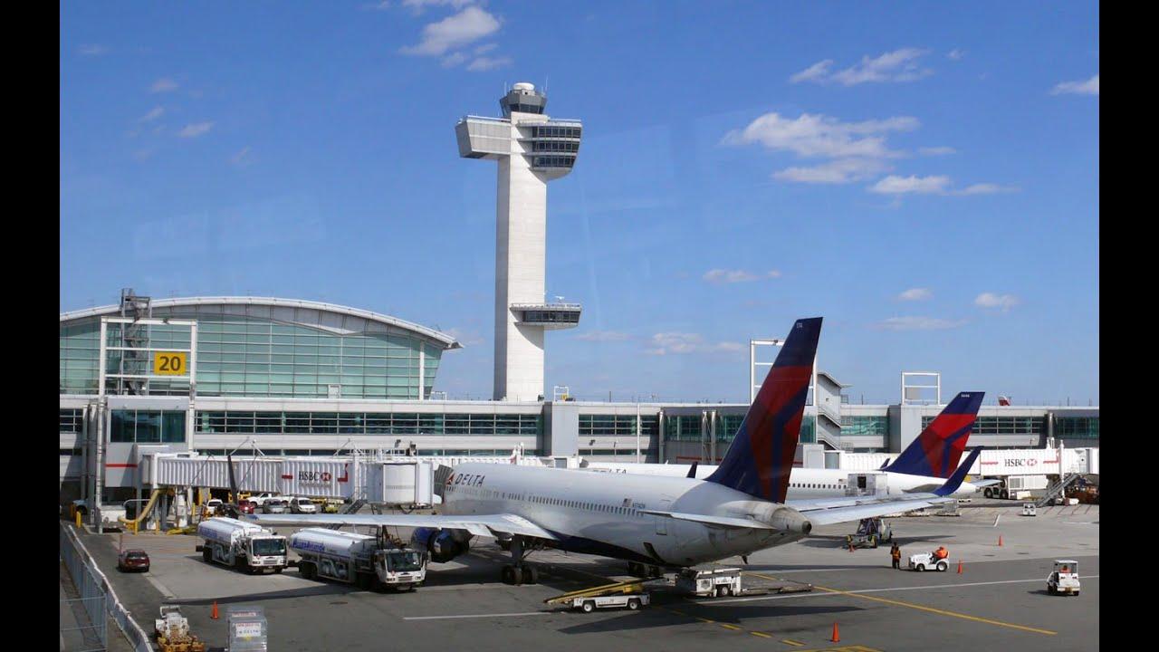 Bildergebnis für New Yorker Kennedy Airport