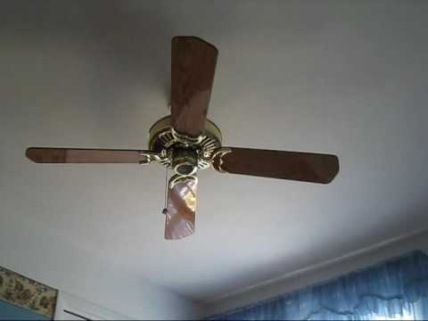 2008 Casablanca Panama II 127 Cm (50u0027u0027) Ceiling Fan   YouTube