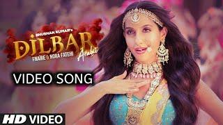 Dilbar Arabic Dance (Official Video) | Fnaire Feat. Nora Fatehi