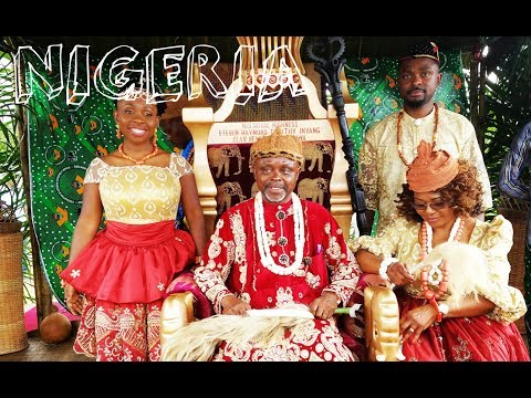 NIGERIA TRAVEL MUSIC VIDEO BLOG | Dad's Coronation Ceremony