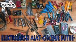 Elektricarski alat ( ciscenje i odrzavanje )