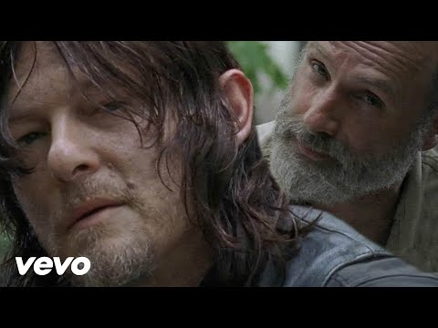 Rick and Daryl   Brother let me be your shelter   The Walking Dead (Music Video)