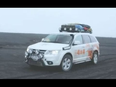 Fiat Freemont OFFROAD - YouTube