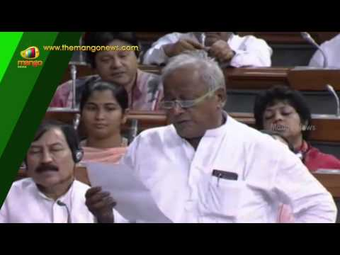 AITC Saugata Roy opposes Privatization of Airports | Mango News