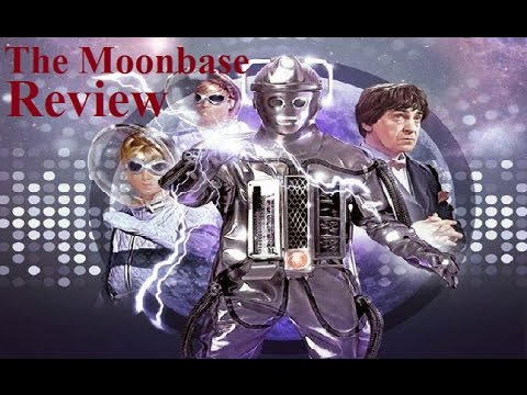 Doctor Who - The Moonbase Review