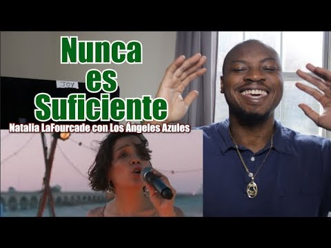 VIDEO: NUNCA ES SUFICIENTE - Natalia LaFourcade & Los Ángeles Azules | LISTENING PARTY