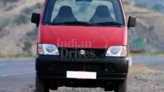 2012 Maruti Suzuki EECO MPV Features