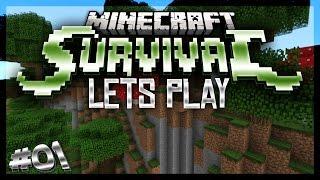 "Minecraft: Survival Lets Play | ""MUSHROOM HOME!"" | Ep. 1 (Minecraft 1.9 Survival)"