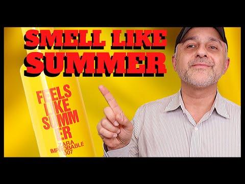 ZARA FEELS LIKE SUMMER FRAGRANCE REVIEW | ZARA IMPROBABLE SOMEWHERE NOWHERE, COTTON KISS 30ML/$12.90