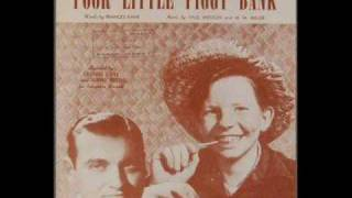 FRANKIE LAINE & JIMMY BOYD  - POOR LITTLE PIGGY BANK