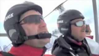czarno na bialym czyli kominiarz na nartach - part I