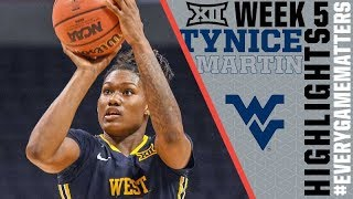 Tynice Martin | Player of the Week