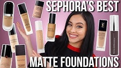 hqdefault - Best Foundation For Oily Acne Prone Skin Sephora