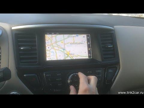 Видеоинтерфейс для автомобилей Ниссан-Инфинити. Полная интеграция в штатную систему
