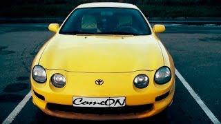 Обзор Toyota Celica. Бюджетный спорткар(Эта машинка на Drive2.ru https://www.drive2.ru/r/toyota/1359393/ Наша группа в ВК: http://vk.com/rparfcommunity., 2015-10-14T14:35:54.000Z)