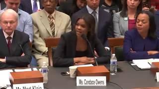 Candace Owens full congressional testimony 4 9 19
