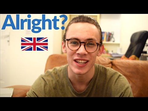 Responding to British Greetings / Avoid Being 'Blunt'