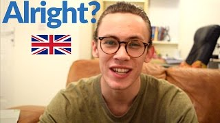 Responding to British Greetings / Avoid Being