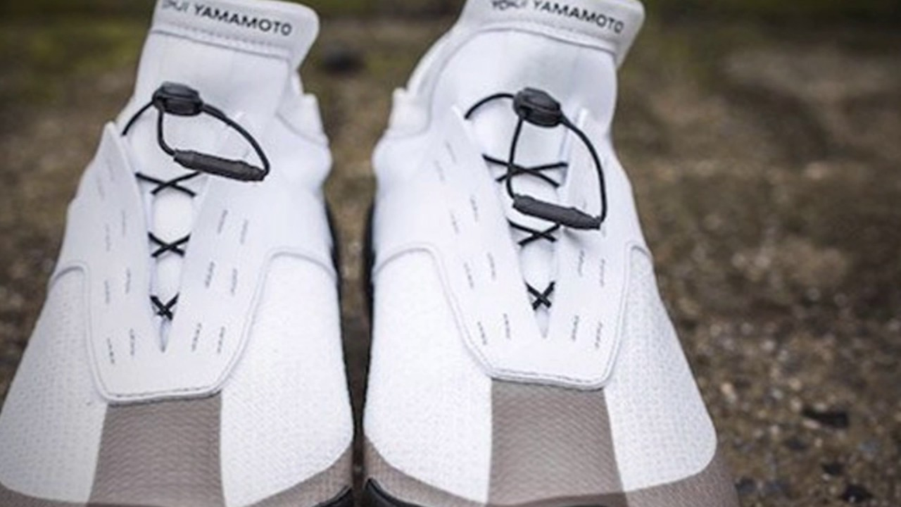 adidas y 3 futuro basso (crystal white) su youtube