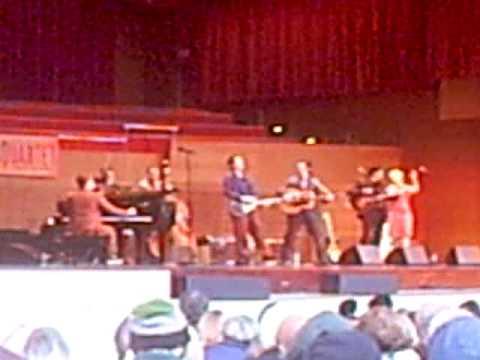 Million Dollar Quartet @ Millennium Park Chicago, 6-2-09 (excerpt)