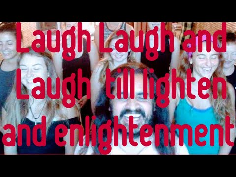 Laughter yoogaa by Yoga Guru Omo in Rishikesh