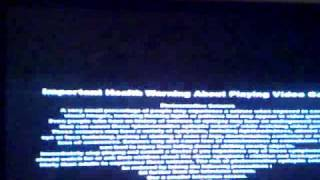 XBOX 360 bootup after motherboard - GPU repair (oprava XBOX 360)