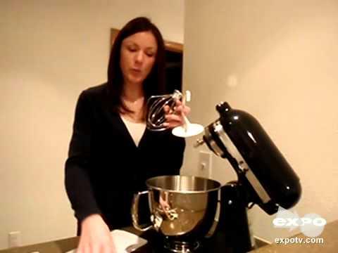 Onyx Kitchenaid Series 5 Qt Stand Mixer Review