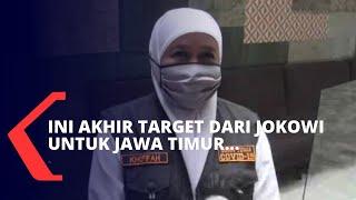 Usai Sudah Tenggat Waktu Target dari Jokowi, Jawa Timur Berhasil Tekan Angka Penyebaran Corona!