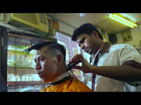 "Thumbnail: #ThisIsMY ""Preserve our heritage"", your friendly neighbourhood barber Madhirajan says."