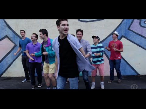 CAN'T STOP THE FEELING (Justin Timberlake) A Cappella Cover - Rip_Chord Official Music Video