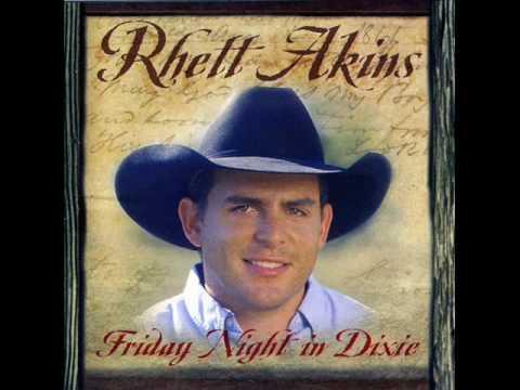 Rhett Akins  Friday Night In Dixie