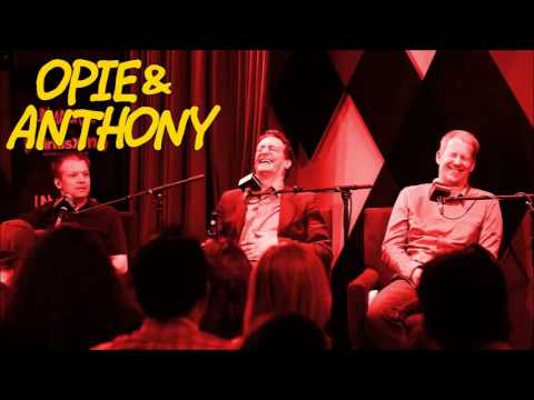 Opie and Anthony: British Jimmy