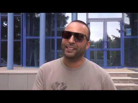Иранский певец Араш в Казани