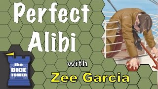 Perfect Alibi review - with Zee Garcia