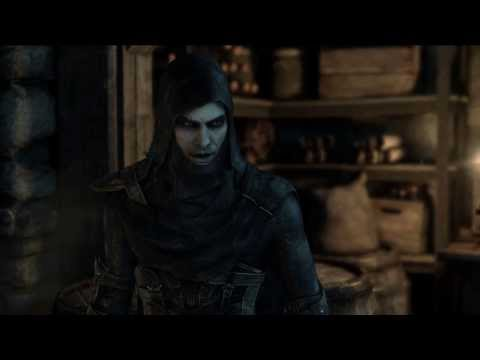 Thief - Channeling the Primal Trailer - Eurogamer