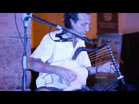 Luis Pani Agua Spiritual Jazz Trio. Ea. 2014. Luis Paniagua, lyre, lira