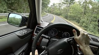 2012 Land Rover Range Rover - Tedward POV Test Drive