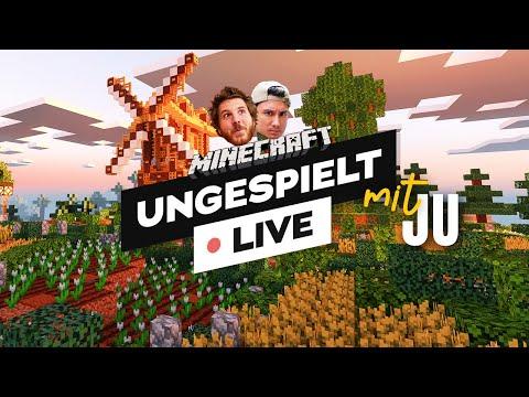 #ungeklickt - Hungriger Hugo / Leon Machere bei RTL / Zur Rolex Tauschen / Minecraft   🔴 LIVE