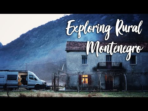 Ancient Ruins on a Farm in Montenegro :: European Travel Vlog