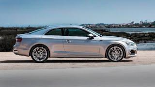 Audi A5 2016 — Статика и интерьер